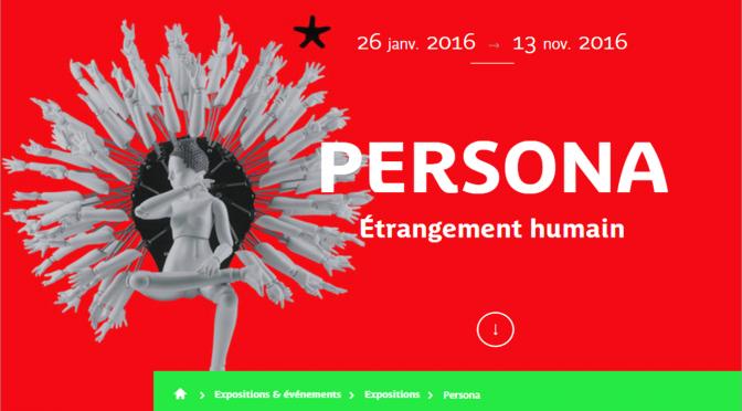 Exposition PERSONA – musée du quai Branly