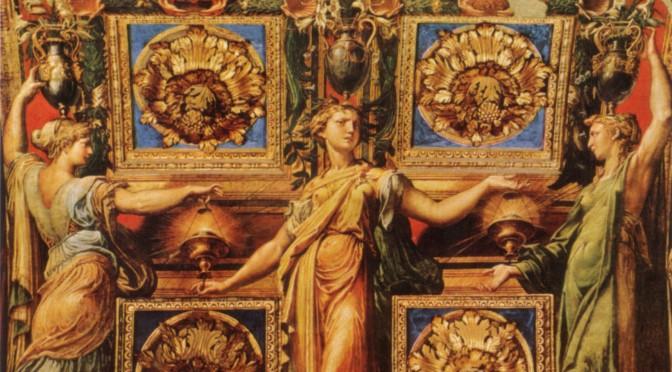 Conférence Les Vierges de la Steccata à Parme ou l'alchimie de la Maniera