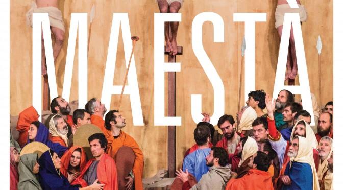 La passion du Christ selon Andy Guérif