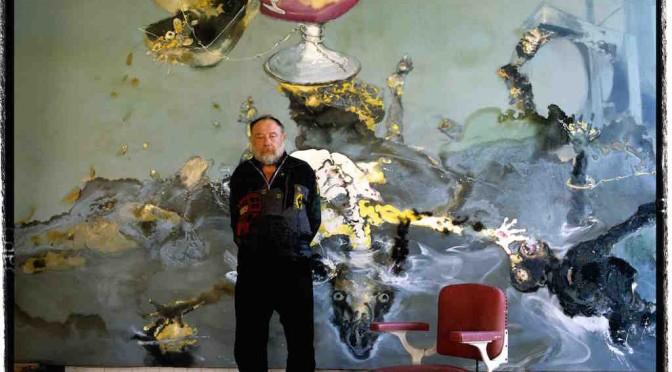 Petit Palais : Dans l'atelier. L'artiste photographié d'Ingres à Jeff Koons