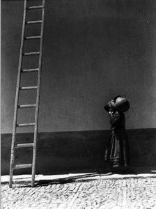 Manuel Alvarez BRAVO, Une grande échelle, 1930