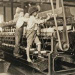 Lewis HINE (1874-1940), Enfants au travail, 1908-1920