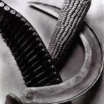 T. MODOTTI (1896-1942), Tina Modotti, Guitare, épi de maïs et cartouchière, 1927