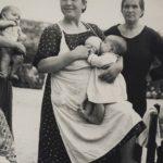 Kati HORNA (1912-2000), La mère Espagne, Vélez Rubio, province d'Almeria, Andalousie, guerre civile espagnole, 1937, Tirage gélatino-argentique, 25,5 x 20,5 cm. Archivo Privado de Fotografía y Gráfica Kati y José Horna.