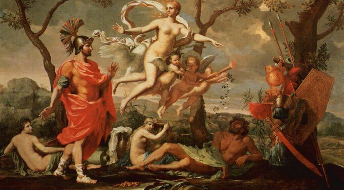 1639-1642: Nicolas Poussin et le choix de Rome